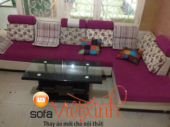 bọc ghế sofa Việt Xinh