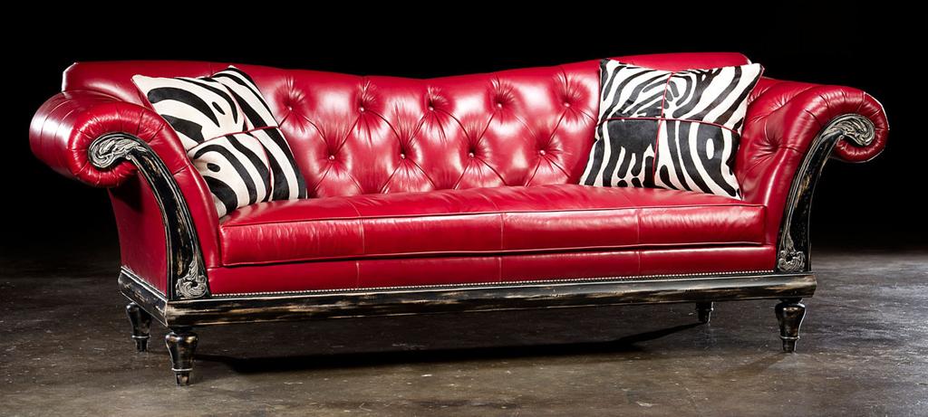 Bọc ghế sofa chất liệu da cao cấp