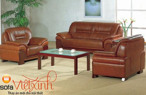 bọc ghế sofa tại nhà công ty Việt Xinh
