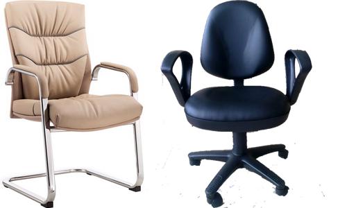 bọc ghế văn phòng VX1