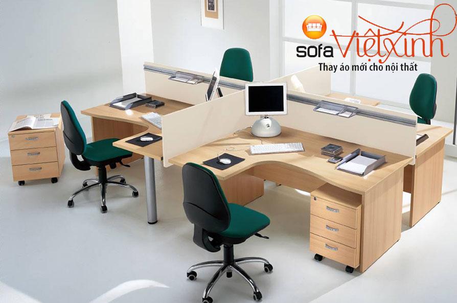 bọc ghế văn phòng vx12