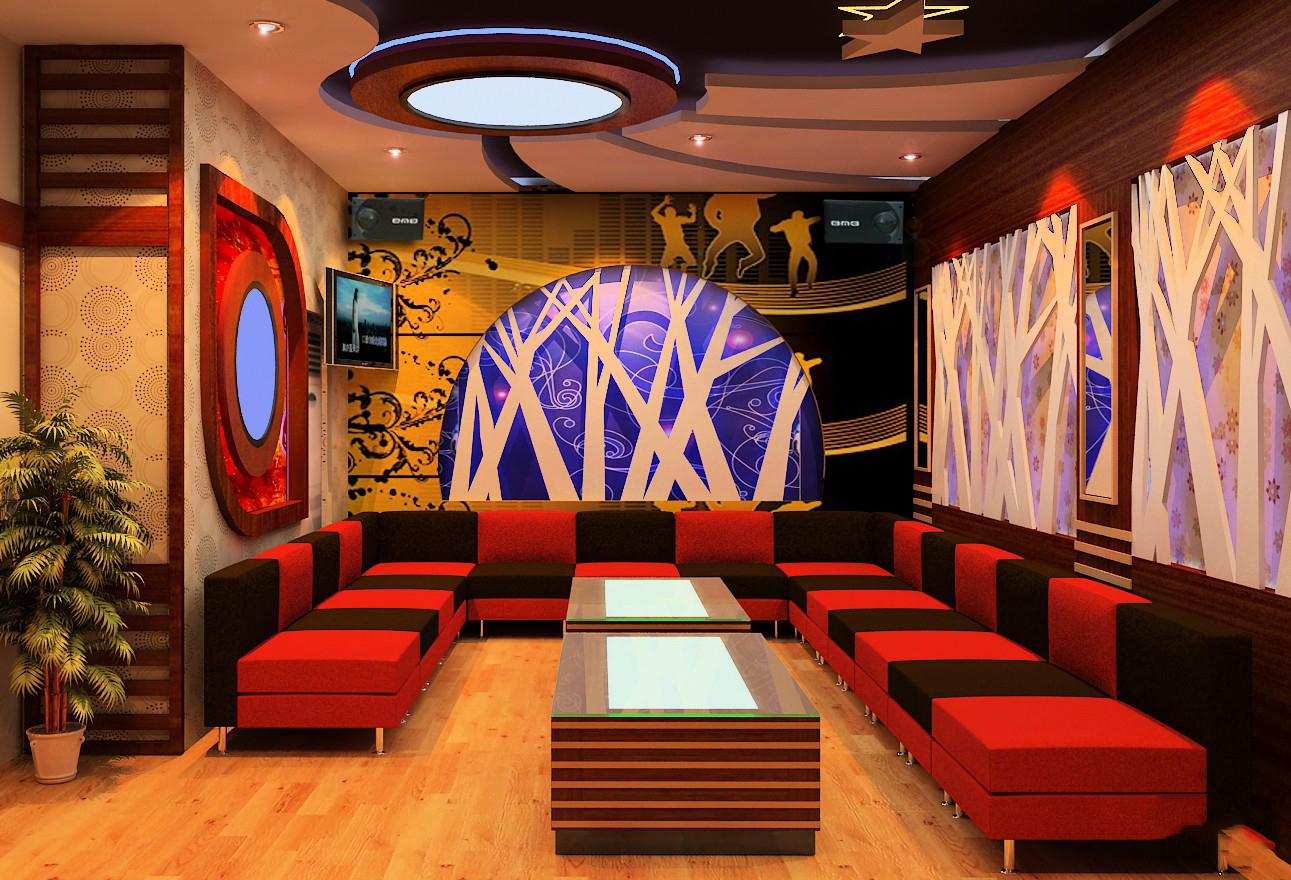 bọc ghế sofa karaoke